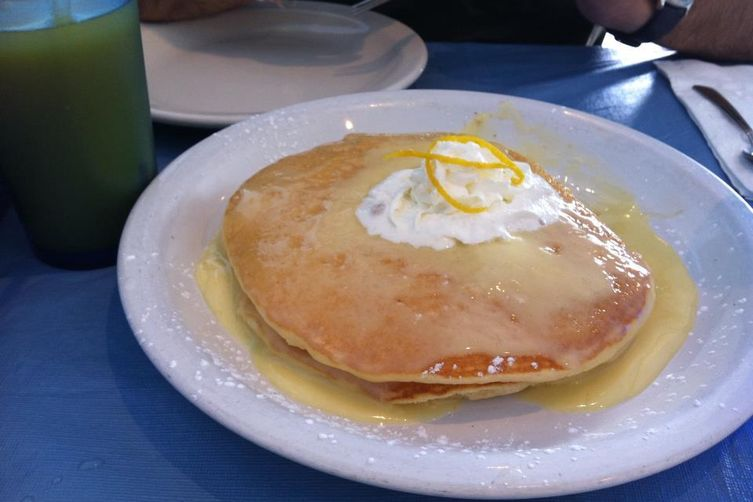Made with Love Lillikoi Pancakes