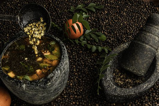 Pepper-Cumin Rasam