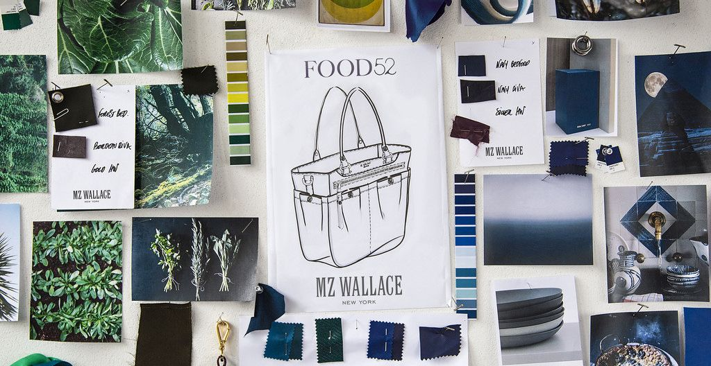 MZ Wallace Food52 Tote