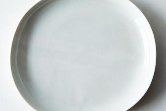 Watercolor Porcelain Serving Platter