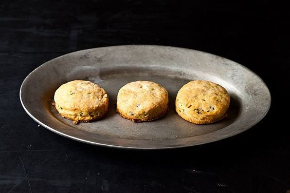 Buttermilk Ramp Biscuits