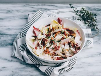 An Endive Salad to Ease You Into January