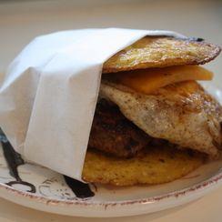 Johnny McGriddle Sandwich