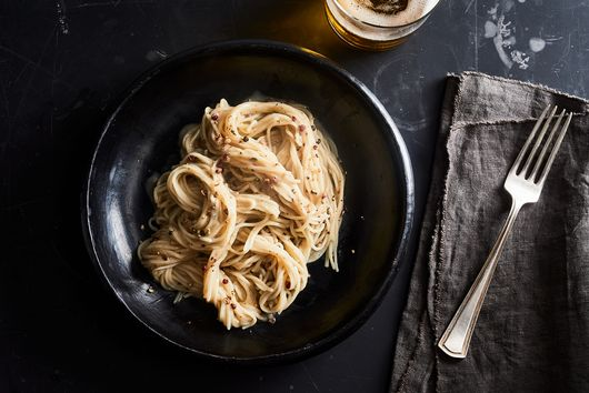 "A Genius ""Cacio"" e Pepe That's Unusually Hard to Screw Up"