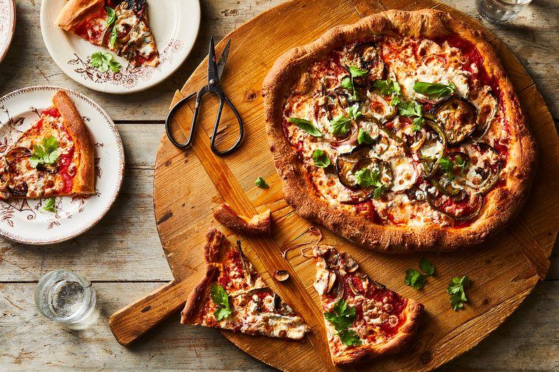 Ammama's Favorite Pizza