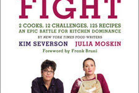 Piglet Community Pick: CookFight by Julia Moskin & Kim Severson