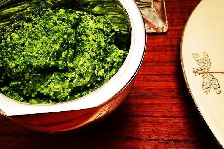 Parsley Dip Recipe, Straight from Greece