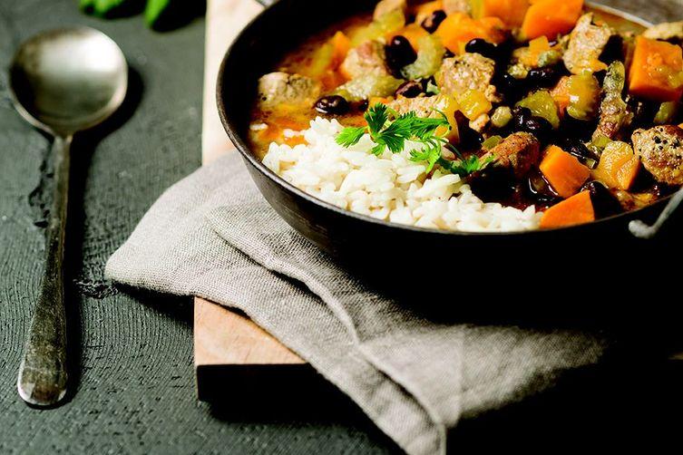 Curried Pork Soup