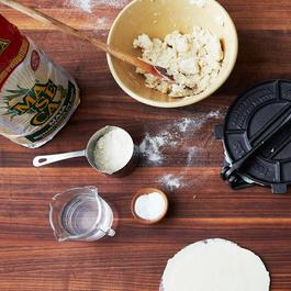 DIY Tortilla Kit with Mexican Chiles