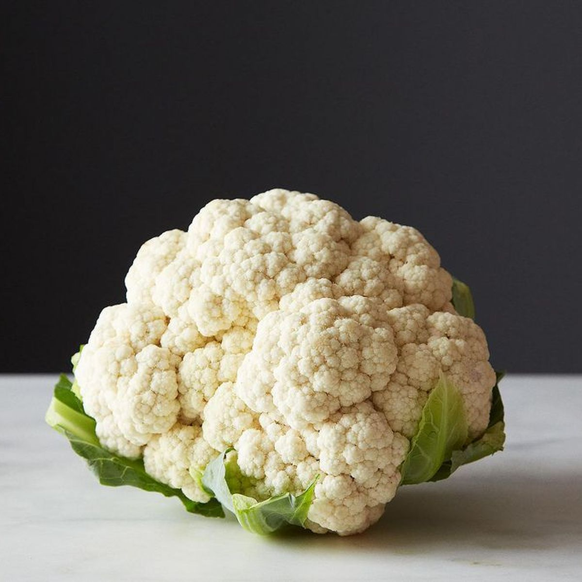 How To Cook With Cauliflower Leaves