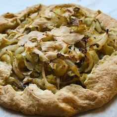 Green Onion Evening Galette