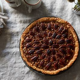 A Genius 5-Minute Pumpkin Pie Improvement—Comfort in Hot Praline