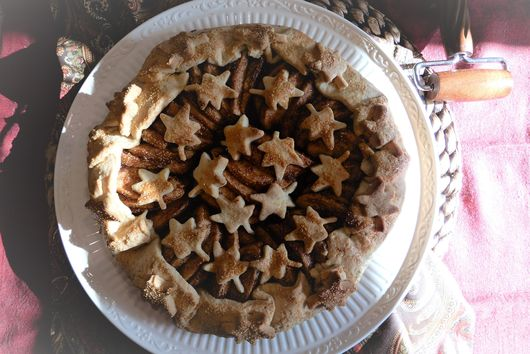 Season's Best Apple Galette