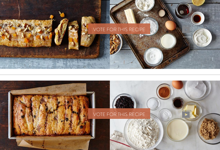 Finalists: Your Best Breakfast Baked Good