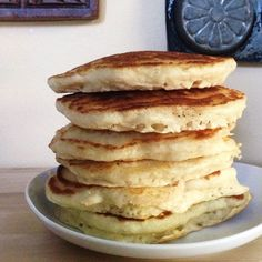 Mrslarkin's Magical Buttermilk Pancakes