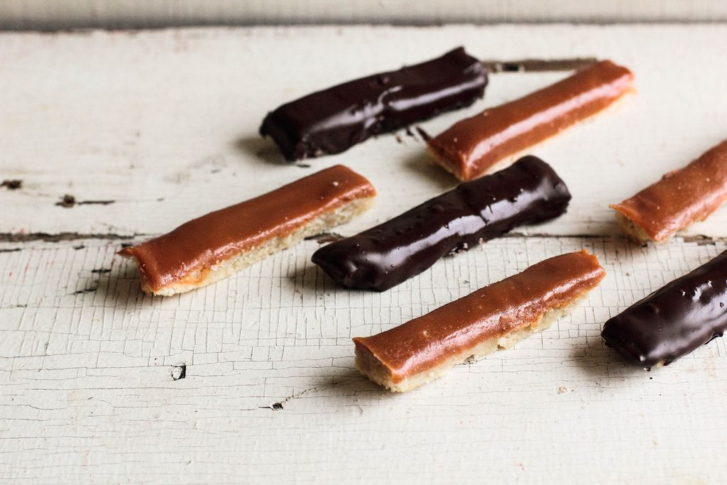 Homemade Twix Recipe