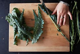 How to Use Kale Stems