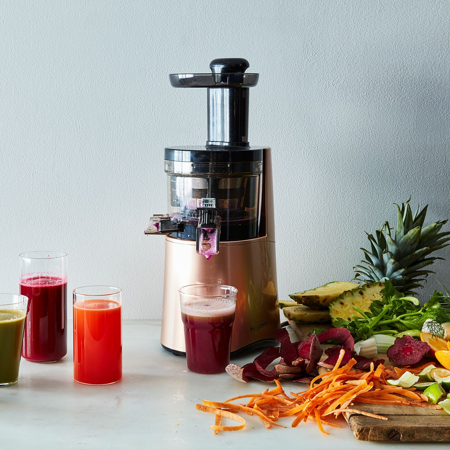 Slow Juicer Genius : H-AA Slow Juicer on Food52