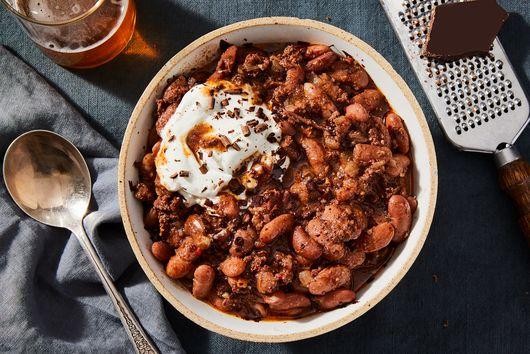 Cocoa Coriander Chili From Jenn de la Vega