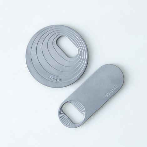 Stainless Steel Bottle Opener