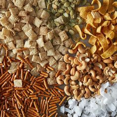 5 Ingredient (or Fewer!) Solutions for When You're Feeling Snacky