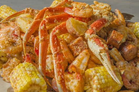 Lowcountry's Famous Seafood Boil