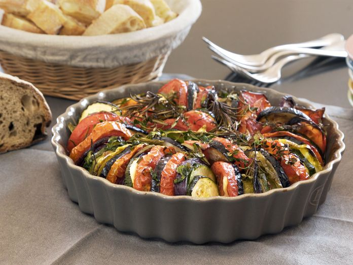 The Almost-Too-Simple Provençal Dish Dorie Greenspan Bakes Every Summer