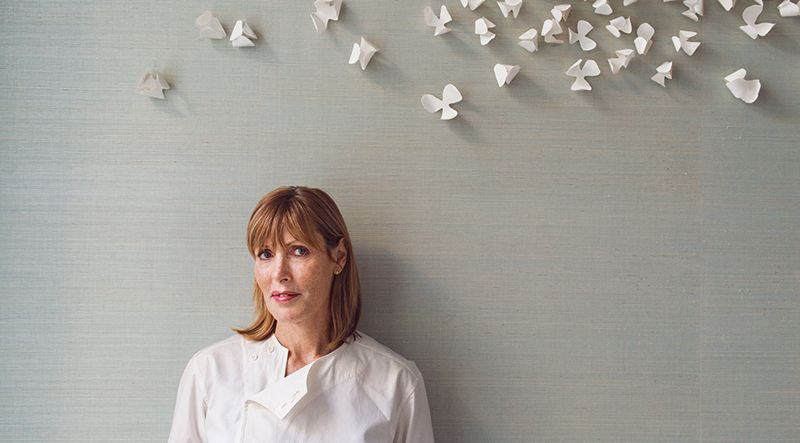 "Chef Skye Gyngell: Diana Henry calls her ""a respectful conduit for good ingredients."""