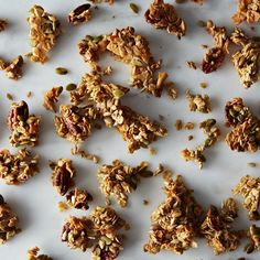 For Clumps in Your Granola, Just Add... Water?