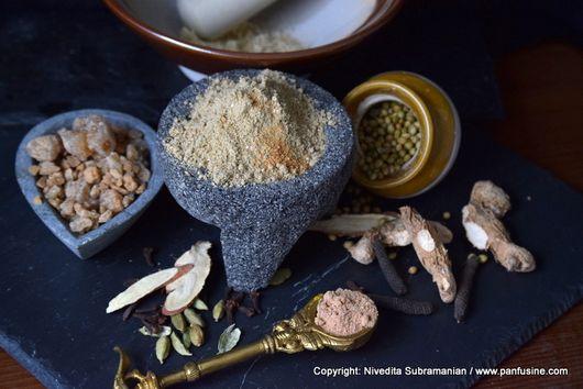 Spiced South Indian Coffee (Chukku Kaapi)