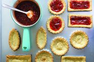 Mrs. Wheelbarrow's Jam Tarts