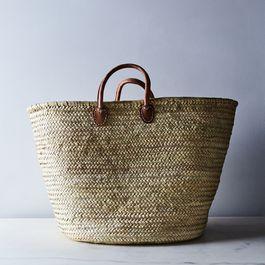 Extra-Large French Market Storage Basket