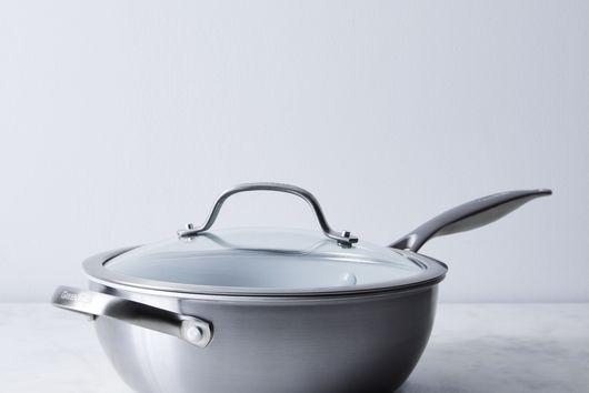 GreenPan Venice Pro Nonstick Chef's Pan,  3.5QT