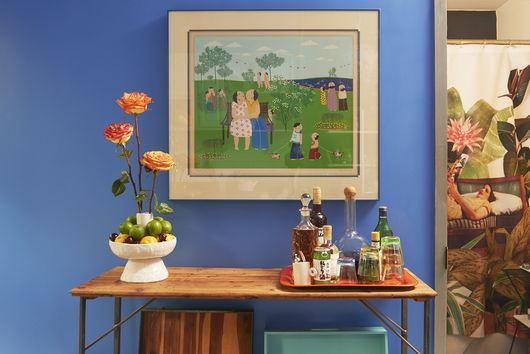 A Colorful Brooklyn Home Fit for Art (& Retro Baking Projects!)