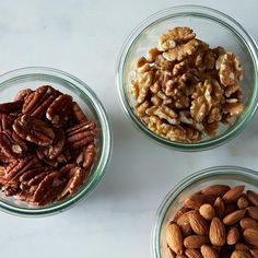 A Cost-Effective Way to Store Nuts (& Use Them With Abandon)