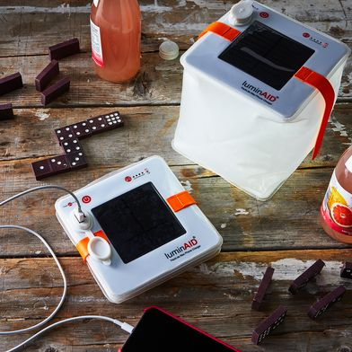 2-in-1 Solar Lantern & Phone Charger