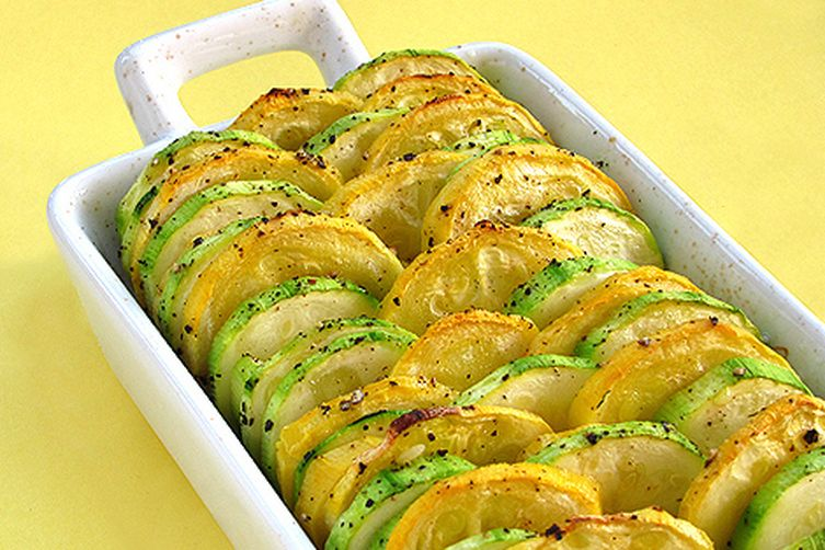 Author Notes: Roasted Summer Squash ~ Keeping summer vegetables simple ...