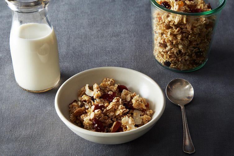 Quinoa Granola on Food52