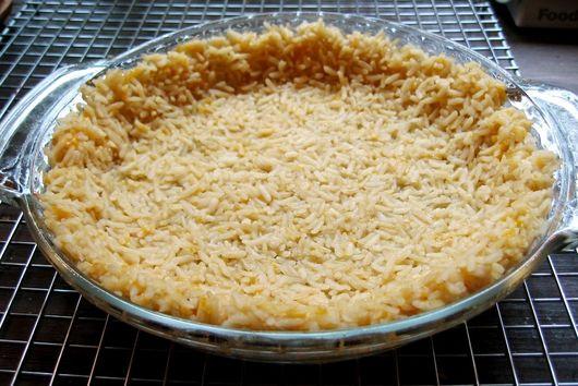 Brown Rice Pie Crust