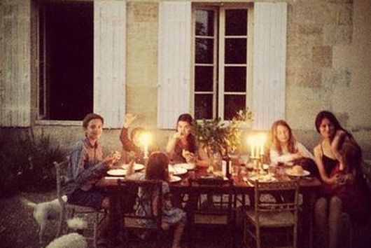Put a Filter on It: Dining al Fresco