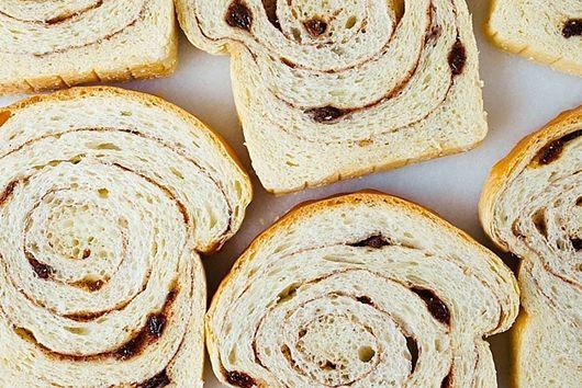 Raisin Swirl Bread