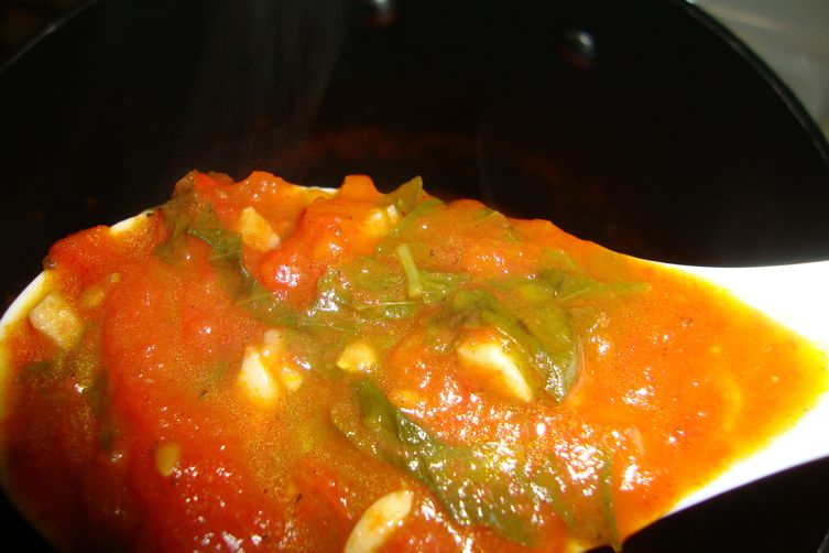 Five Spice Tomato Jam
