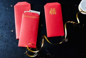 Make Your Own Red Envelopes for Chinese New Year
