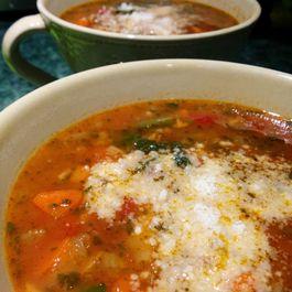 Giambotta (Vegetable Stew/Soup)