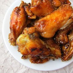 Best Honey Garlic Wings Ever