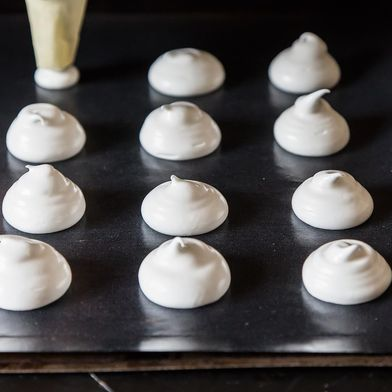 How to Make Meringues with Any Amount of Leftover Egg Whites