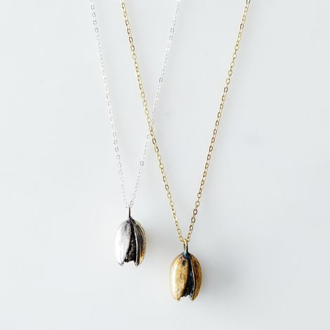 Pistachio Necklace