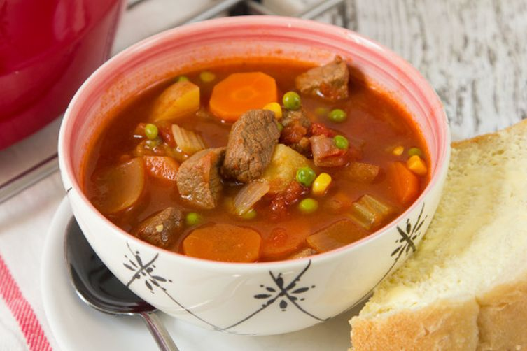 Vegetable & Meat Soup