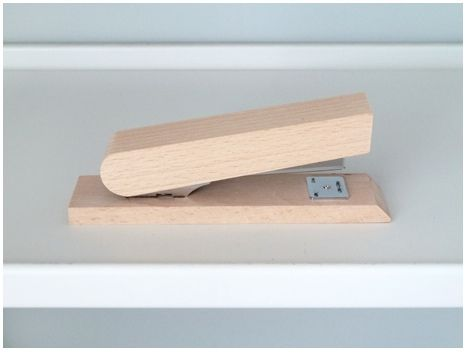 Beech Wood Stapler