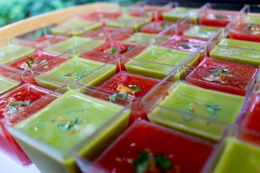 Pea and Taragon Soup